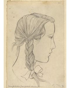 The Plait, 1922