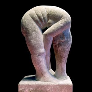 Bending Woman, 1923